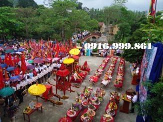 Lễ hội Suối Mỡ nổi bật tại Bắc Giang